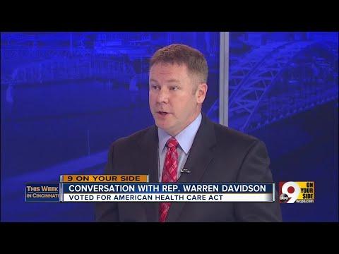 This Week in Cincinnati: U.S. Rep. Warren Davidson on health care reform