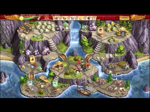 Roads of Rome 5: New Generation 2, level 20