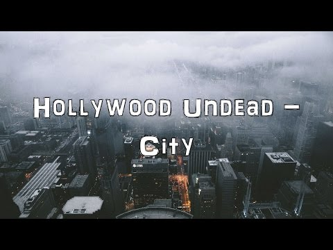 Hollywood Undead - City [Acoustic Cover.Lyrics.Karaoke]