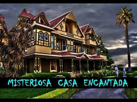 Misteriosa casa encantada