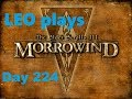 LEO plays Morrowind day by day Day 225b I'm good at talking to myself