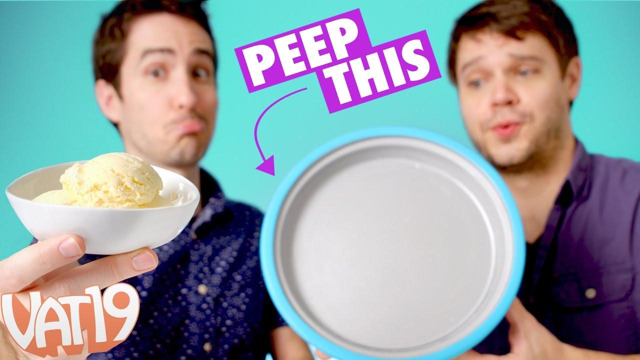 Peep This: Sweet Spot Ice Cream Maker | Ep. #23