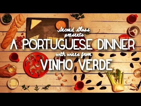 A Portuguese Dinner Party