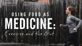 Using Food As Medicine: Exercise and the Gut. Recipe e-book promo