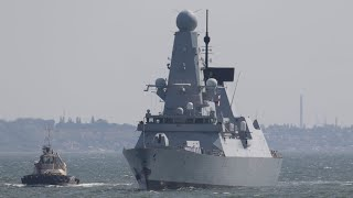 video: Exclusive: Dominic Raab warned MoD about Royal Navy's Crimea plans