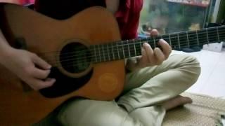 Chúc em bên người (guitar cover)