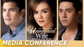 [FULL] 'The Unmarried Wife' Media Launch | Dingdong Dantes, Paulo Avelino, and Angelica Panganiban