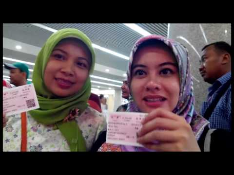 #Vlog 28 High Speed Train China (CRH) Beijing -Tianjin