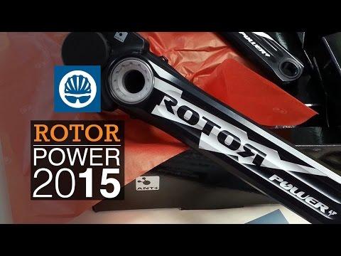 Rotor Power Meters 2015