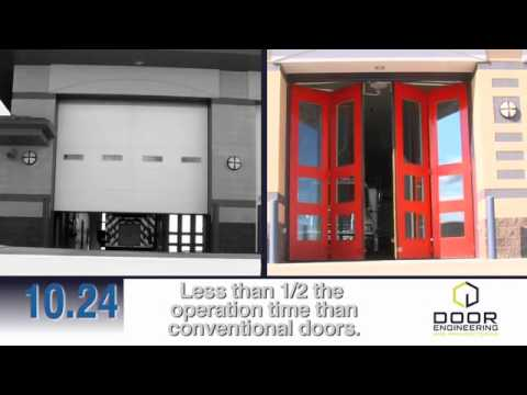 Four Fold Door System See Them In Action Youtube