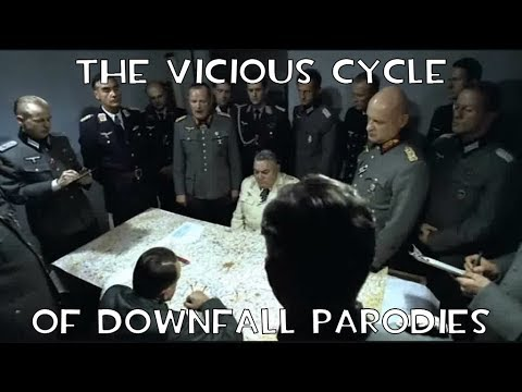 The Vicious Cycle of Downfall Parodies