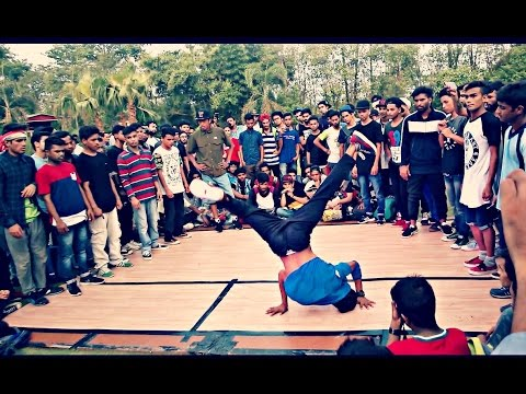 Best Bboy India 2017 | The People Are Awesome |2018|