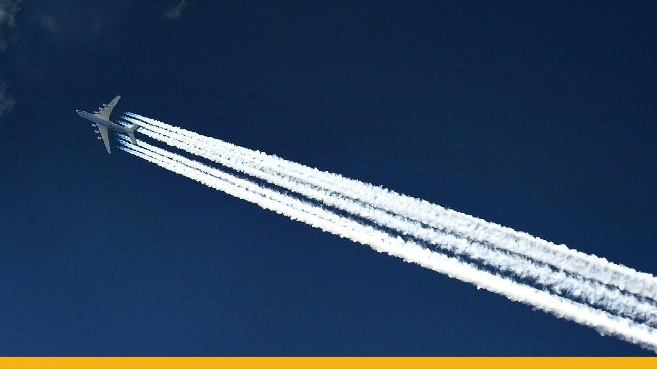 Download Estelas blancas que dejan los aviones y por qué se producen   Capitán Aéreo