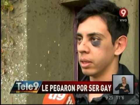 Resultado de imagen para golpeado por gay