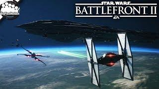STAR WARS Battlefront II #18 - Heute scheitert der Widerstand - Let