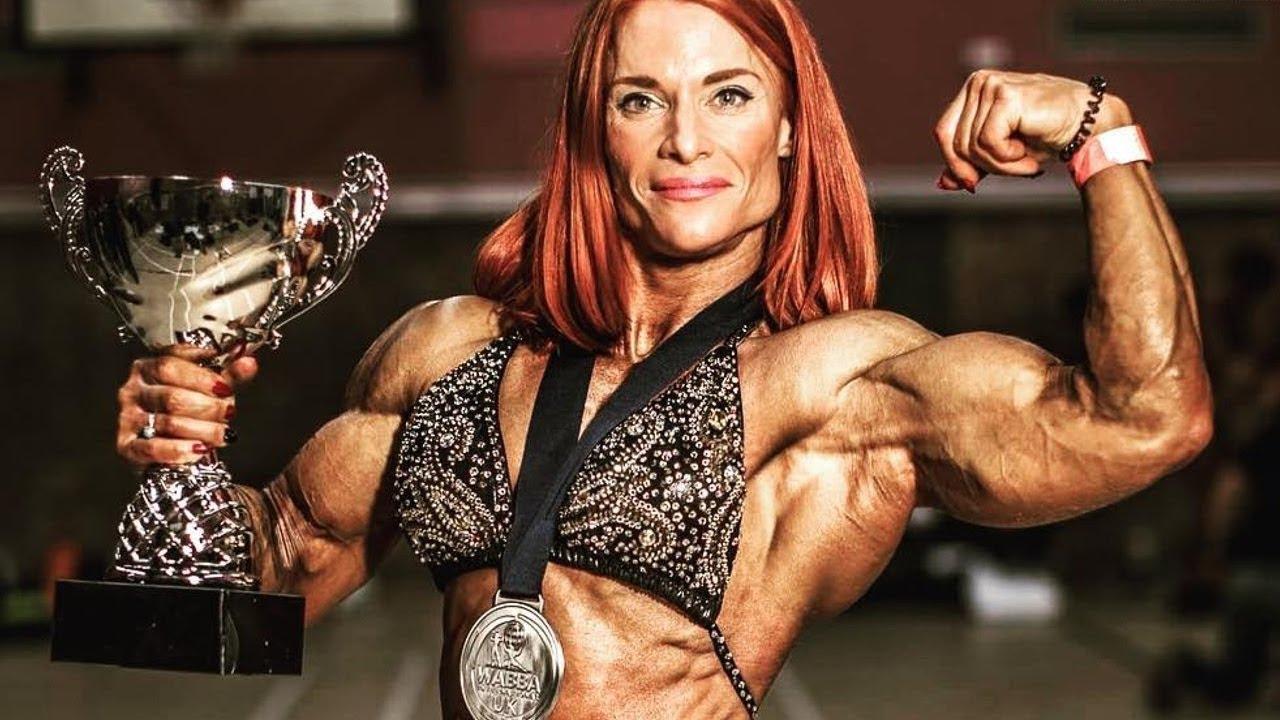 Musculer women photo 89
