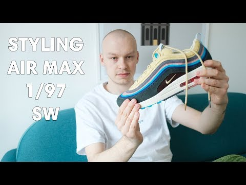 NIKE AIRMAX 1/97 SEAN WOTHERSPOON | How I Style Them
