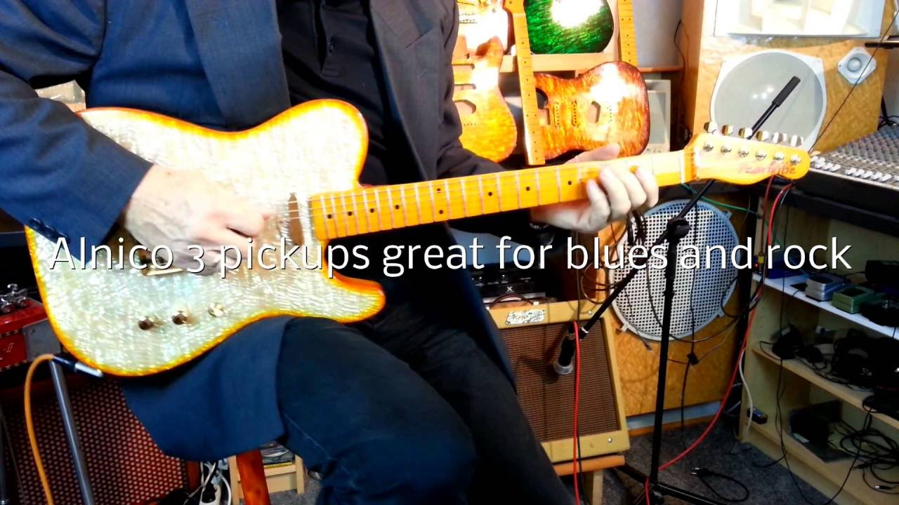 Magnificent How To Install Bulldog Remote Start Thick 3 Coil Pickup Clean 2 Humbucker 5 Way Switch 5 Way Pickup Switch Youthful 5 Way Switch 2 Humbuckers FreshSolar Panel Schematic Telecaster: Testing Tone S.Duncan Donahue Alnico 3 Pickups On ..