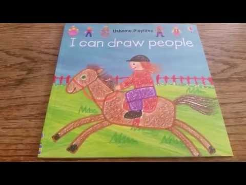 Can Draw People