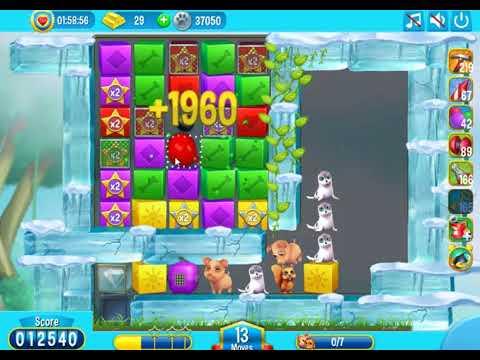 Pet rescue saga pet island 12th february level 4 youtube for Pet island level 4