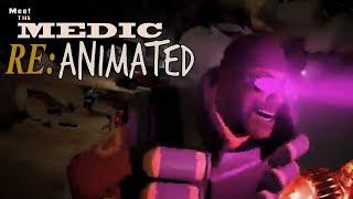 Textureless Massacre (Meet the Medic: Reanimated - Entry 26)
