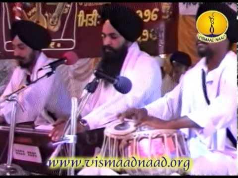 Raag Gujri Bhai Rajinder Singh Hazuri Raagi Sri Hazur Sahib : Adutti Gurmat Sangeet Samellan 1996