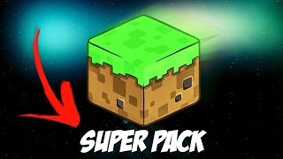 SUPER PACK com 58 MODS | Minecraft 1.12.1 + Pasta .minecraft