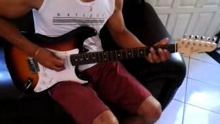 Guitar Giannini Strato GGX1S - demonstração guitarra