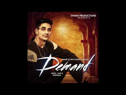 Demand - KaranMohri