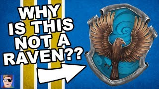 Harry Potter Theory: Why is Ravenclaw's Mascot an Eagle?!