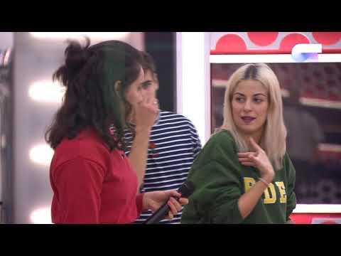 Ensayo de MARTA con los BAILARINES (LEAVE ME ALONE) | OT 2018