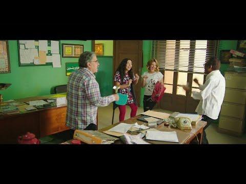 رقص مسخرة لدنيا سمير غانم وايمي سمير في مكتب البريد 😂😂 من اجمد مشاهد مسلسل نيللي وشريهان