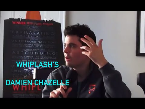 """Whiplash"" Interview: Damien Chazelle, J.K. Simmons, Miles Teller & Music"