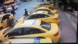 BiTaksi Taksici Rezaleti Dehşeti Görüntüleri