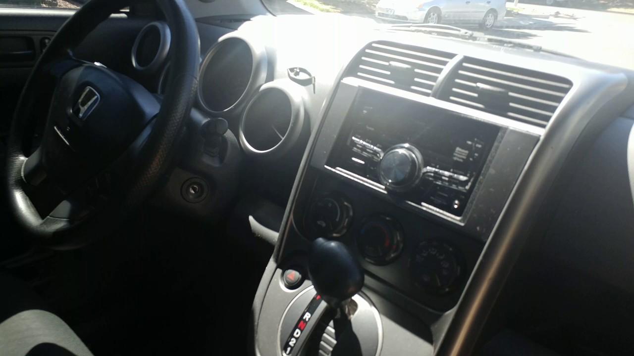 Honda Element Interior