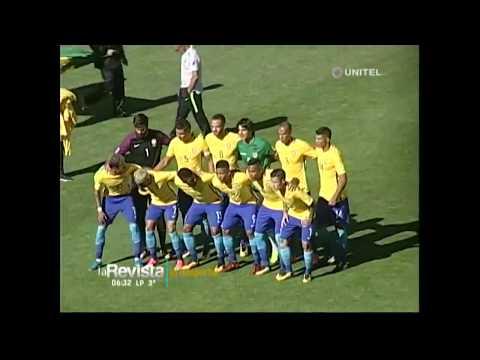 Martins aclara que la foto con Brasil ya estaba planificada