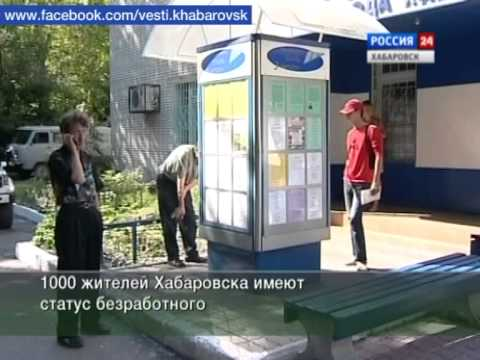 Вести-Хабаровск. Как найти работу
