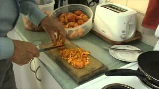 Harvesting Turmeric & Preparing For The Freezer. thumbnail