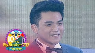 PBB 737: Welcome to the outside world PBB 737 Teen Big Winner Jimboy Martin