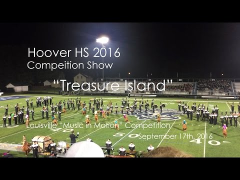 Hoover HS 2016 Competition Show -