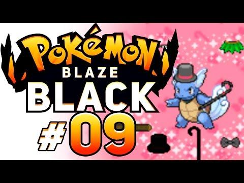 """Fancy AF!"" Pokémon Blaze Black Randomizer Nuzlocke Ep 9"