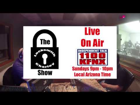 The Locksmith Show 01 03 2016 Andrews Lock and Key Phoenix Locksmith