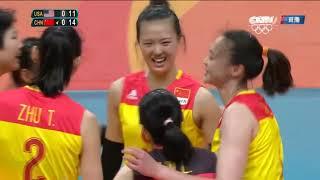 USA Vs China | Olimpiadas 2016 | Grupo B