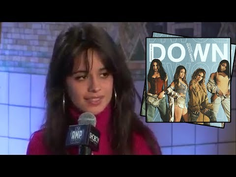 "Camila Cabello Gives Opinion Of Fifth Harmony's ""Down"" In AWKWARD Interview"