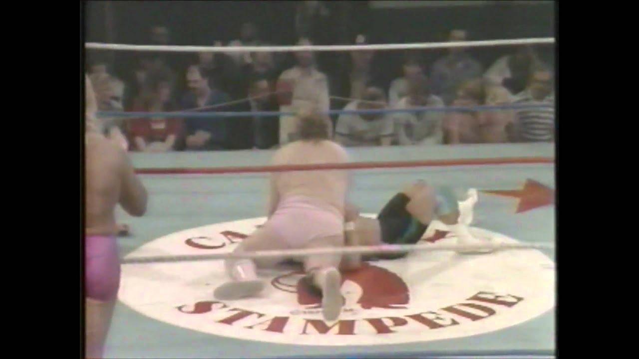 Stampede Wrestling 5 Youtube