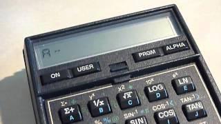W&W CCD-Modul for HP-41C/CV/CX and CY Calculators
