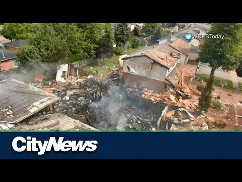 Kitchener residents describe deadly house explosion
