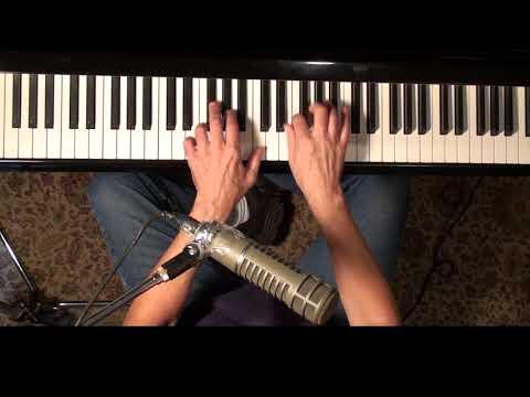 Easy Jazz Piano - The Way You Look Tonight JPC 113