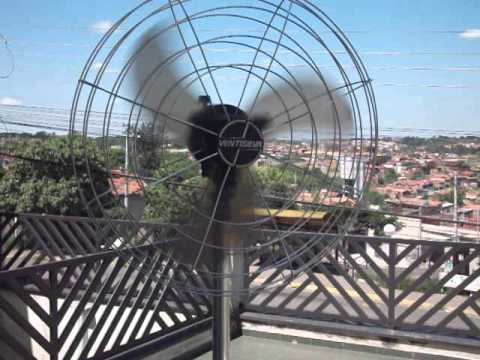 Cole o de ventiladores allan ventisilva com h lice dos anos 80 youtube - Fotos de ventiladores ...