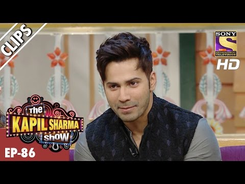 Varun Dhawan opens up about Alia Bhatt – The Kapil Sharma Show - 4th Mar 2017